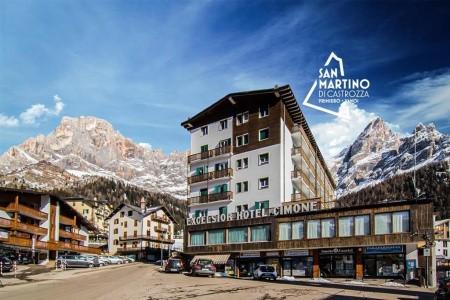 Hotel Cimone Excelsior, Itálie, San Martino