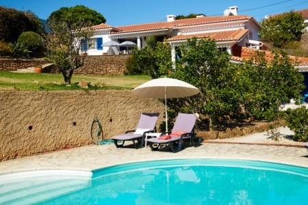 Villa Pinhal - ubytování v soukromí