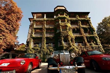 Hotel Jadran, Slovinsko, Bled