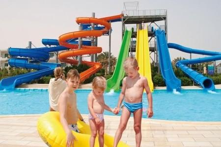 Egypt Hurghada Jaz Aquamarine 8 denní pobyt All Inclusive Letecky Letiště: Praha říjen 2020 (14/10/20-21/10/20)
