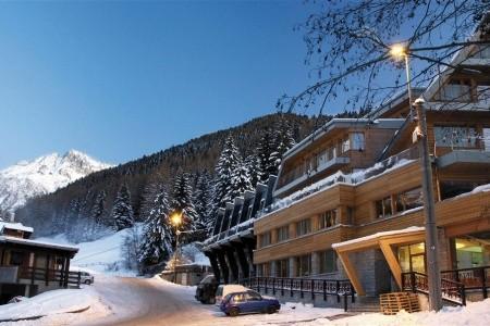 Passo Tonale/ponte Di Legno – Rezidence Jolly Resort & Spa - v únoru