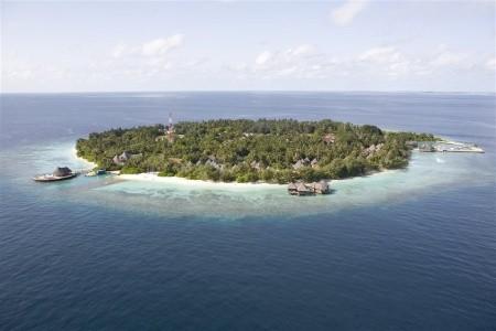 Bandos Island Resort & Spa Resort, Maledivy, Severní Atol Male