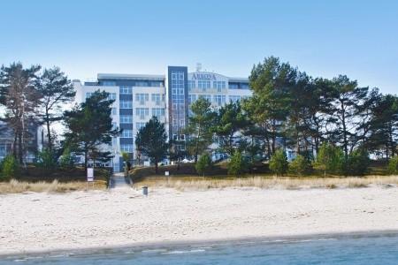 Arkona Strandhotel - v květnu