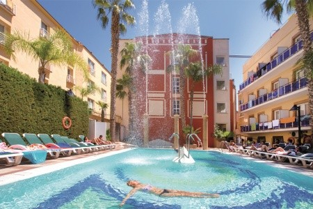 Cleopatra Spa Hotel - Lloret - first minute