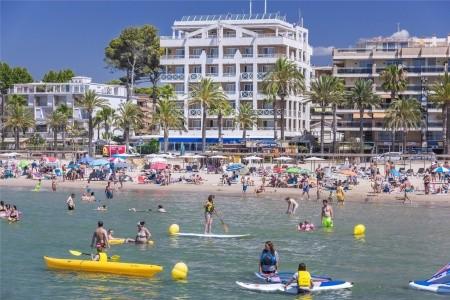 Hotel Casablanca Playa - plná penze