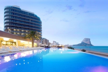 Gran Hotel Sol Y Mar - plná penze