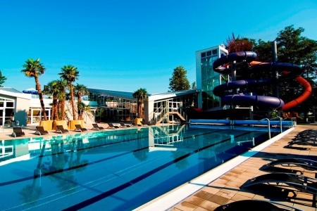 Lázeňský Hotel Aqua - Last Minute a dovolená