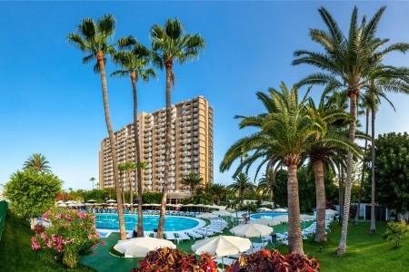 Hotel Sol Arona Tenerife - silvestr