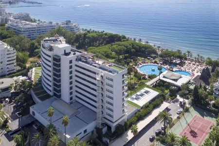 Hotel Gran Melia Don Pepe - u moře