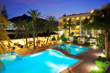 Hotel Melia Marbella Banus - plná penze
