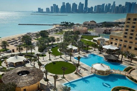 Intercontinental Doha Hotel Polopenze
