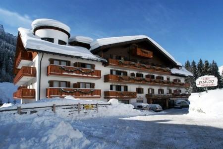 Hotel Evaldo - v lednu