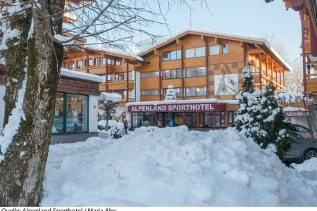 Alpenland Sporthotel Maria Alm - Last Minute a dovolená
