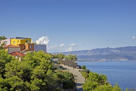 Hotel Vinotel Gospoja - letní dovolená u moře