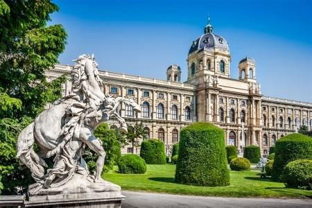 Vídeň, město kultury - v září