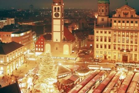 Zimní pivo, svařák a kořeněné perníčky: Objevte tradiční vánoční trhy v Bavorsku