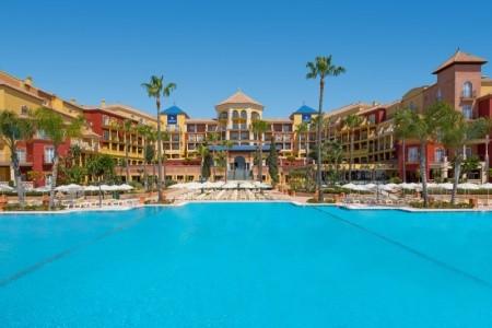 Iberostar Málaga Playa Hotel - letecky z budapešti
