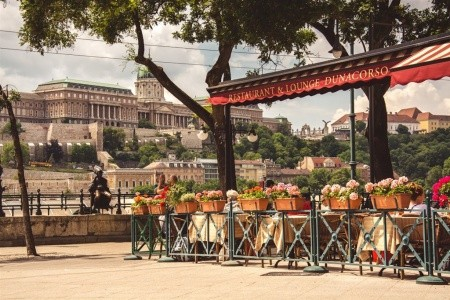 Maďarské putování se zastávkou u Balatonu Snídaně