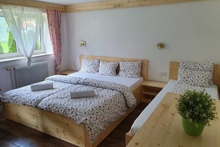 Penzion Inge - Zima, Rakousko, Hinterstoder