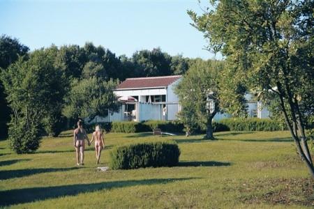 Bungalovy Koversada - Chorvatsko  v prosinci - bungalovy