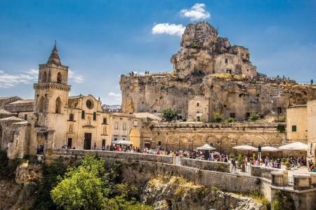 Poznávací zájezd Basilicata a Apulie - Last Minute a dovolená