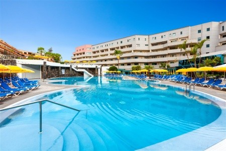 Gran Hotel Turquesa Playa Senior 55+, Kanárské ostrovy, Tenerife