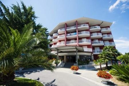 San Simon Resort - Hotel Haliaetum / Mirta, Slovinsko,