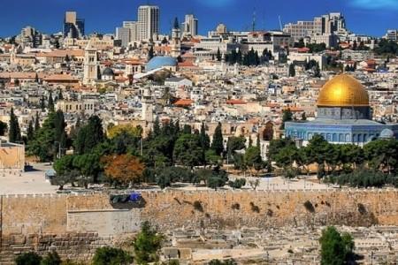 Magické miesta Izraela - Mŕtve a Červené more, Betlehem a Jeruzalem