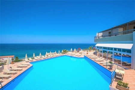 Hotel Scaleta Beach, Řecko, Kréta
