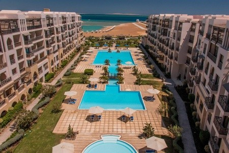 Hotel Samra Bay - letecky all inclusive