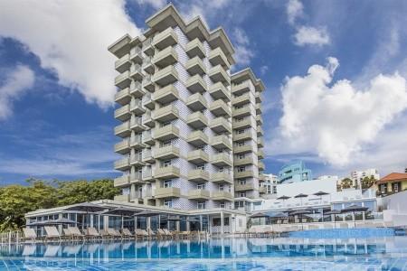 Hotel Allegro Madeira - v květnu