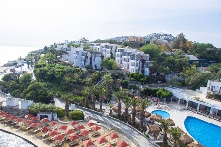 Hotel Kadikale Resort Spa & Wellness, Hotel Very Chic (Ex. Magnific), Turecko, Bodrum