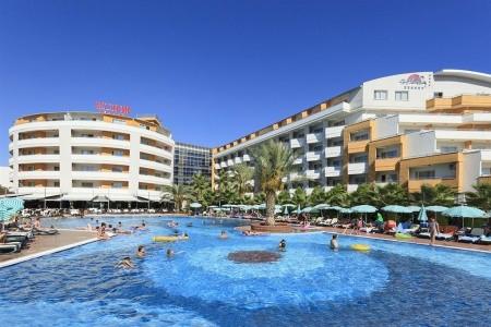 Hotel My Home, Turecko, Alanya