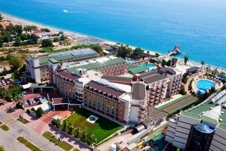 Hotel Sealife Rose Residence (Ex Pgs Rose), Turecko, Kemer