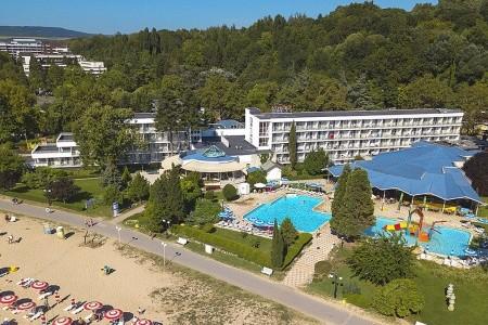 Hotel Kaliakra Mare - Bulharsko  autem v říjnu