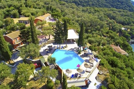 Hotel Aqua Blue, Řecko, Korfu