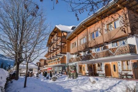 Schladming - Aparthotel Ferienalm, Rakousko, Schladming / Dachstein