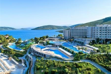 Hotel La Blanche Island, Turecko, Bodrum