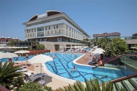 Hotel Trendy Verbena, Turecko, Side