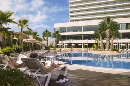 Hotel Ar Diamante Beach Spa - na pláži