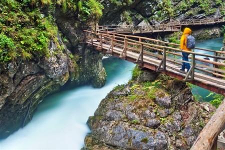 Jezero Bled a soutěska Vintgar - poznávací zájezdy