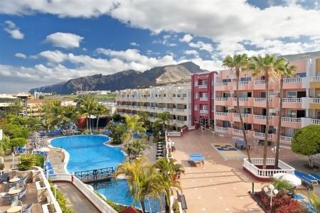 Hotel Allegro Isora, Kanárské ostrovy, Tenerife