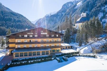 Hotel Haas V Böcksteinu/bad Gastein