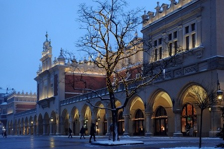 Adventní Krakow (autobusem z Ostravy) - first minute