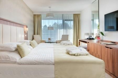 Esplanade Ensana Health Spa Hotel - Pokoje Esplana - v listopadu