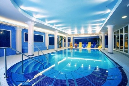 Spa & Wellness Hotel Olympia - Mariánské Lázně - Ubytování Karlovy Vary