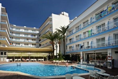 Hotel Miami Calella - v červnu