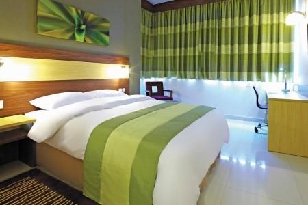 Citymax Hotel Al Barsha At The Mall Polopenze