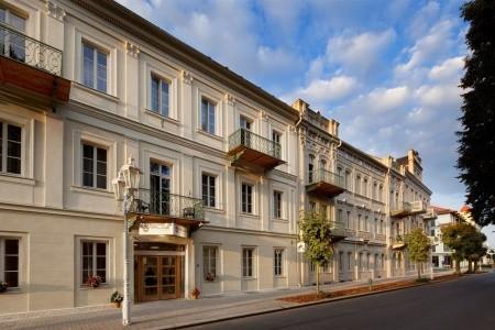 Praha - Františkovy Lázně - v dubnu