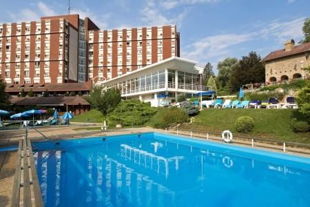 Thermal Aqua Ensana Health Spa Hotel, Maďarsko, Balaton